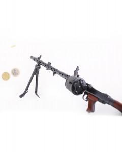 Действующие миниатюрные копии пулемета MG 42