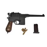 Действующая миниатюрная копия MauserM-712