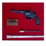 Действующие миниатюрные копии револьвера системы Наган