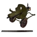 Действующие миниатюрные копии пулемета системы Максим