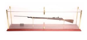 Действующая миниатюрная копия винтовки системы Бердана