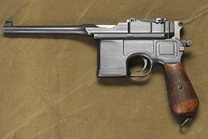 Макет пистолета